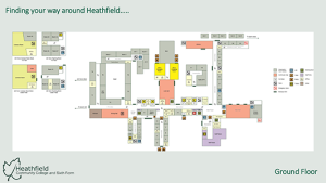Heathfield Map 2020